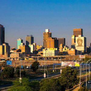 Johannesburg Tour