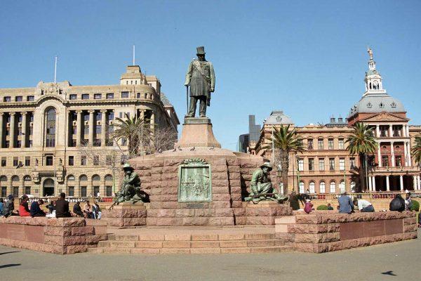 Pretoria and Lion Park